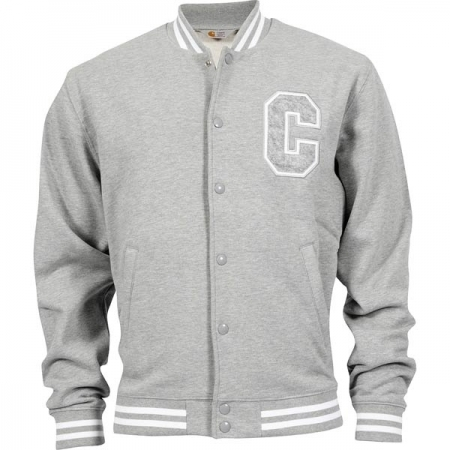 Varsity Cotton Jacket