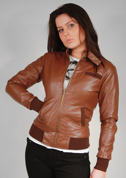 Women Bomber Jackets