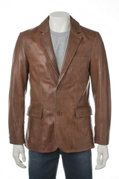 Men Fabric Blazer Jackets